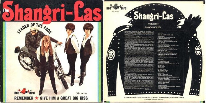 The Shangri Las Leader Of The Pack
