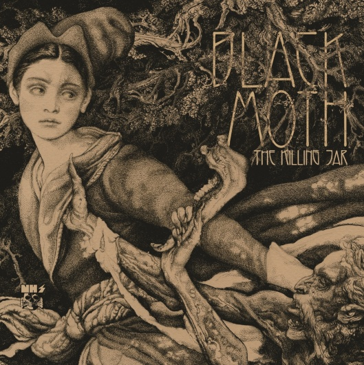 Black Moth - The Killig Jar