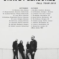 GRAVE PLEASURES - Announce Fall Tour & Work On New Album