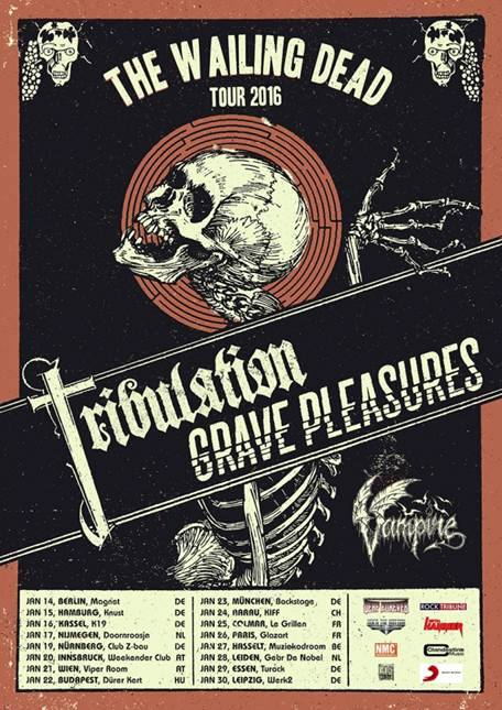Grave Pleasures Tribulation